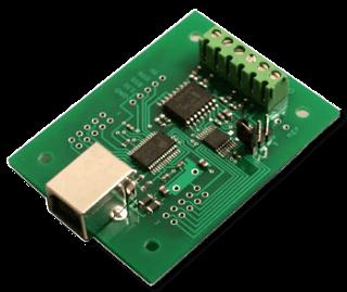 WiFi, Ethernet, RS-232, RS-485 and USB Analog to Digital