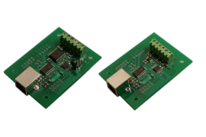 USB Analog to Digital (4 Channel,11 bit)