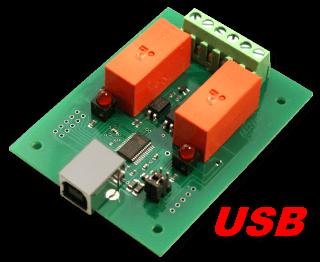 AR-2MF USB Relay