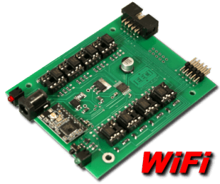 WiFi Relay (8 channel)