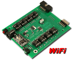 WiFi Relay Interface