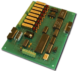 AR-8 Relay Interface