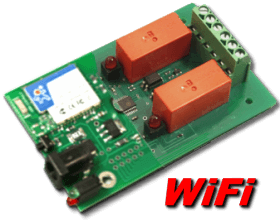 WiFi Relay (2 relay)