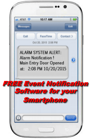 Event Notification for your Smartphone