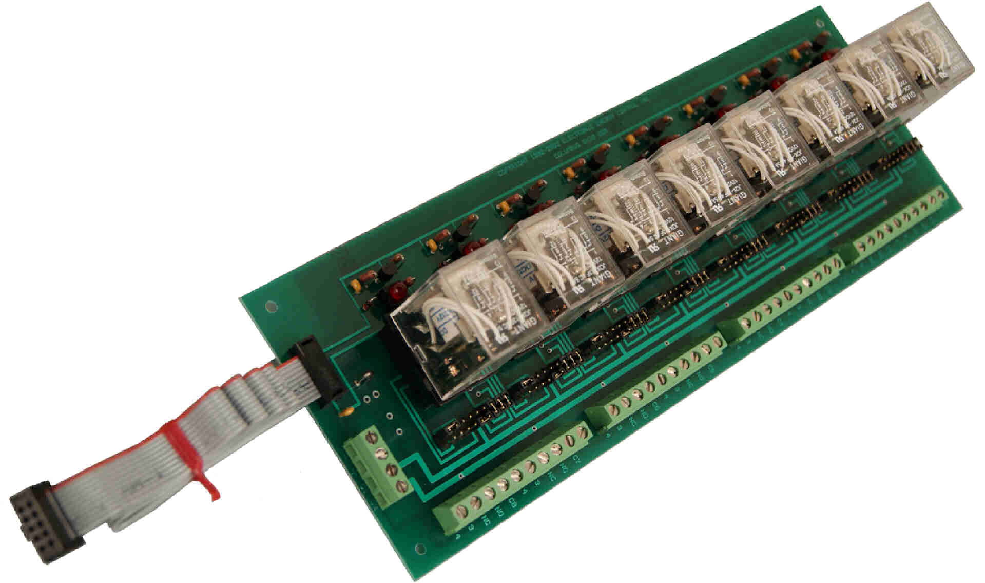 Relay Card 5 amp 4PDT