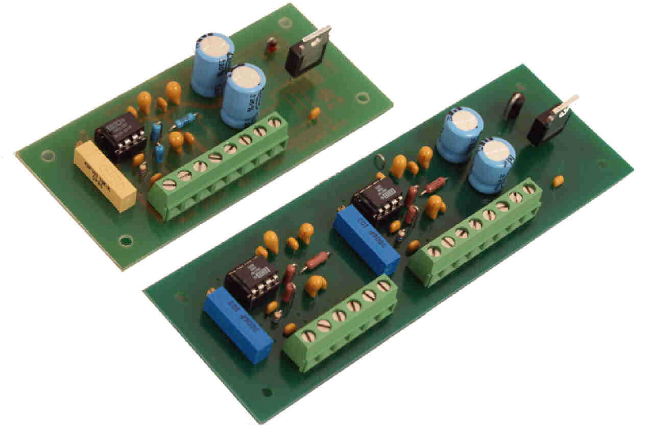 VA-1 Precision Instrumentation Amplifier